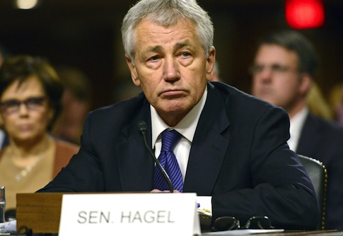 Chuck Hagel / AP