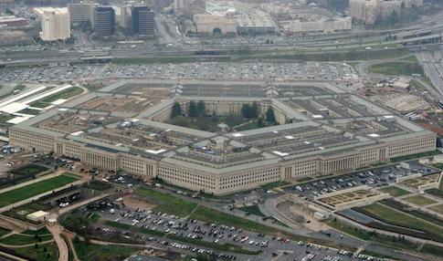 Pentagon / AP