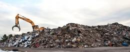 Hurricane Sandy clean-up / AP