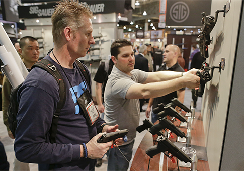 35th annual SHOT Show / AP