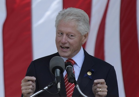 Bill Clinton / AP