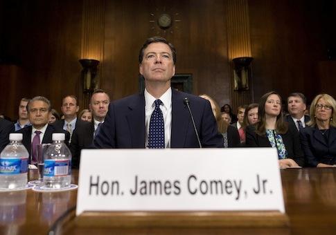 James Comey / AP