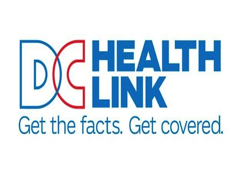 DC Health Link logo