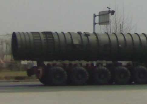 Purported photos of Chinas DF-41