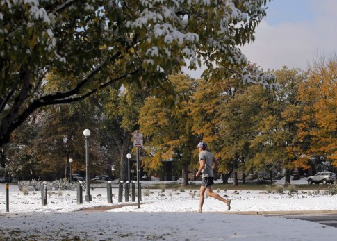 Washington Park, Denver, Colo. / AP