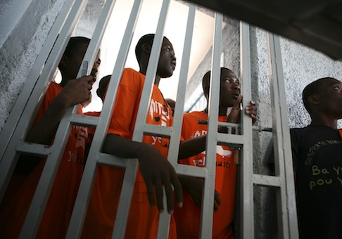 Feds To Spend Up to $95K to Teach Haitian Prisoners How to Make Their Own Uniforms