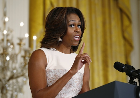 Michelle Obama Will Make Schools Go Broke By Cancelling Food Sponsorships
