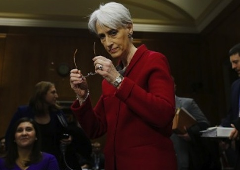 Wendy Sherman / AP