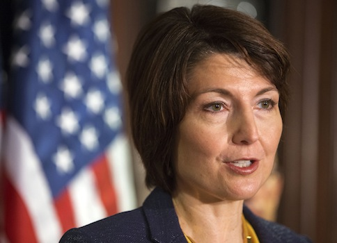 Rep. Cathy McMorris Rodgers (R., Wash.) / AP