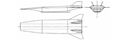 Le catalogue des armements chinois disponibles à l'export - Page 5 Chinese-drawing-of-hypersonic-cruise-missile-Command-Control-Simulation