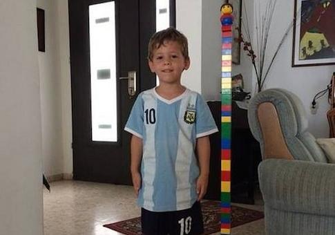 Daniel Tregerman Israeli child killed by Hamas rocket