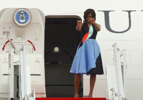 Michelle Obama / AP