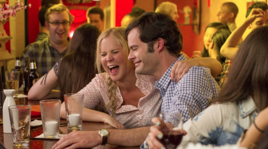 All you need to be happy is to settle down and find a good mate: The Apatow Doctrine