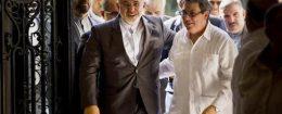 Mohammad Javad Zarif,Bruno Rodriguez