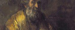 Rembrandt's 'Homer'