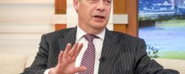 Former UKIP leader Nigel Farage / AP