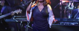 Singer Jennifer Holliday / AP