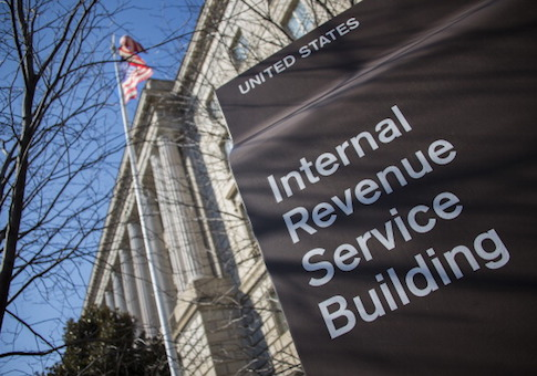 IRS building /
