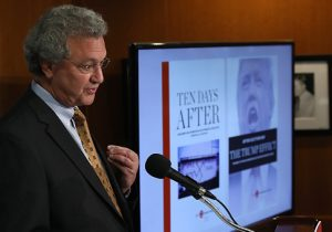 Richard Cohen, president of the Southern Poverty Law Center