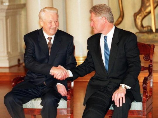 Presidency of Boris Yeltsin