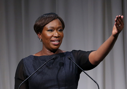 Joy Reid Not All There