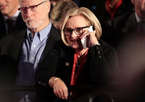 Claire McCaskill Took Action to Hide Travel on Private Plane From Public