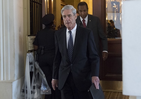Robert Mueller, special counsel on the Russian investigation