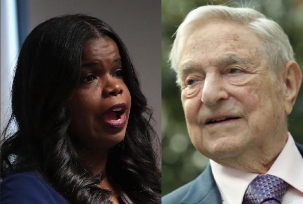 Washington Free Beacon: Soros Helps Save Prosecuto