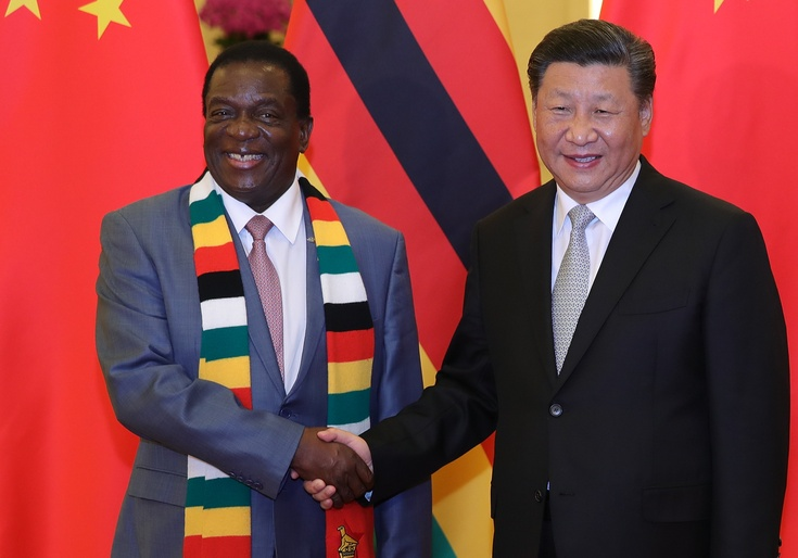 China Builds Massive Spying Capacity in Africa