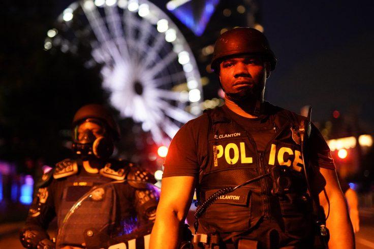 Washington Free Beacon: What Happens When the Cops