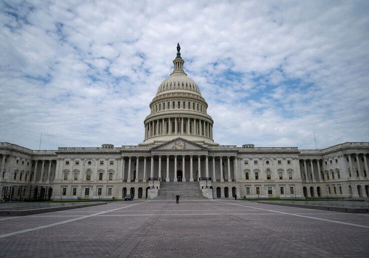 The U.S. Capitol /